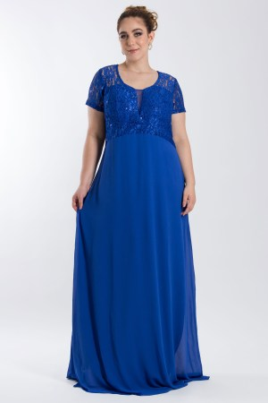 VESTIDO LONGO BRILHO AZUL ROYAL PS_PD153_8090royal_f2