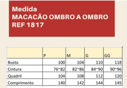 MACACÃO JEANS OMBRO A OMBRO