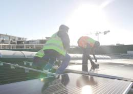 Solar PV jobs in South Africa