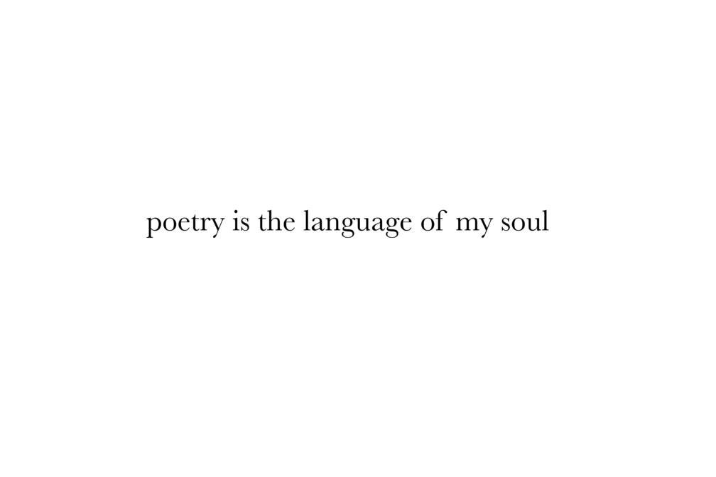 Header poetry