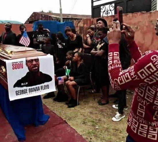 pastor reburies george floyd 48375409955415260621