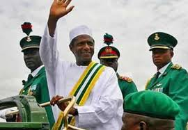 President Umar Yaradua