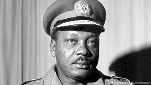 Major General Aguiyi-Ironsi