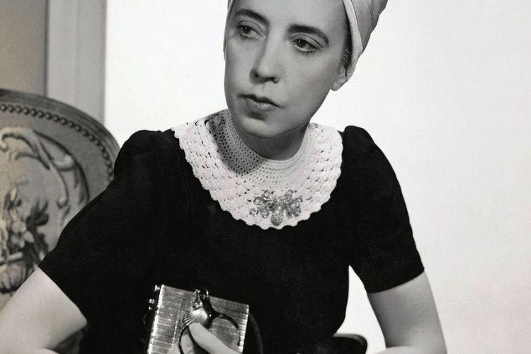 Elsa Schiaparelli portrait