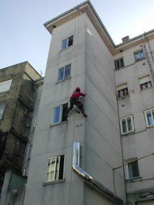 empresas de trabajos verticales en Torrelavega