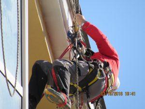 Tecnicas de trabajos verticales