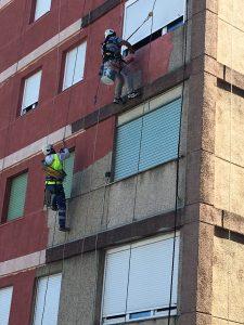 Impermeabilización de fachadas en Cantabria GRUPO SOLAMAZA