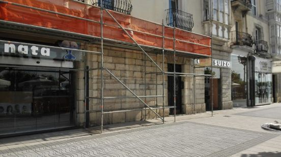 Rehabilitación de edificios en Santander GRUPO SOLAMAZA