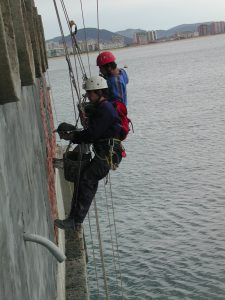 Trabajos verticales en Bilbao Bizkaia