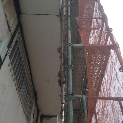 Restauración de fachadas en Santander GRUPO SOLAMAZA