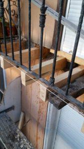Reparación de balcones en Cantabria