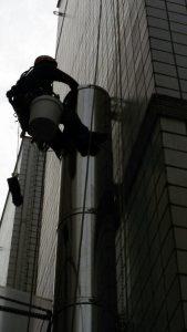 Trabajos verticales en Bilbao Basauri