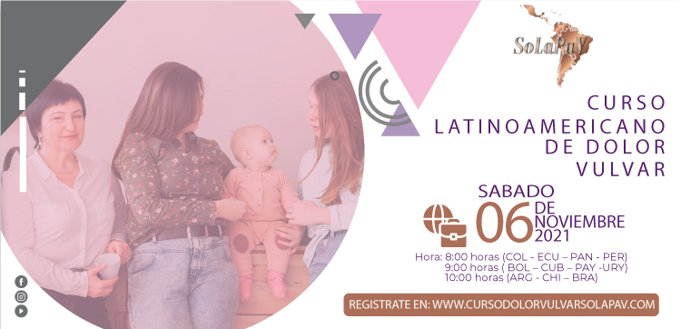 Curso Latinoamericano de Dolor Vulvar
