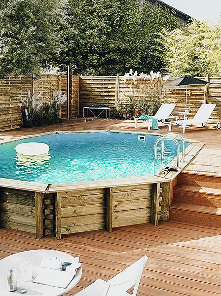 Here are six standout above ground pools to consider. How Above Ground Pools Can Transform Backyard Living Area Solar Breeze