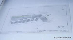 パネル裏の太陽光発電所の概要情報