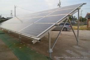 清谷太陽光発電所