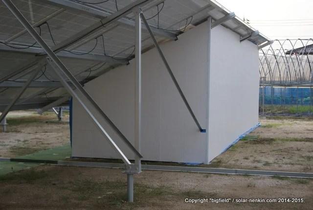 写真2-1 防音壁・ハウジングのイメージ