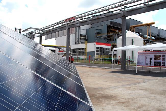 Солнечная электростанция в Волгограде от «ЛУКОЙЛ»