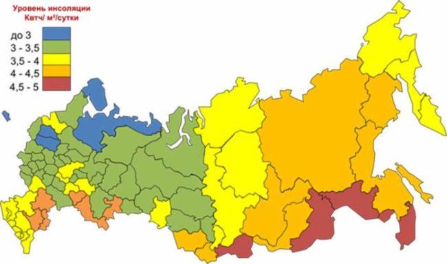 Один интересный факт о солнечной энергетике России