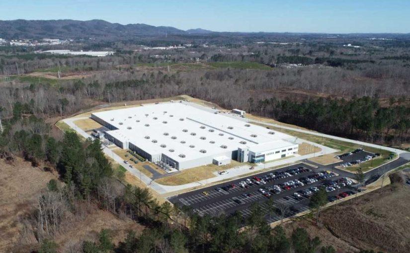 Крупнейший в Западном полушарии завод по производству солнечных батарей начал работу