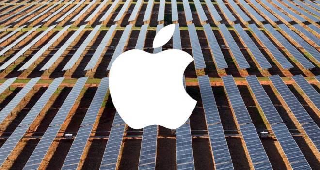 Apple заботится об окружающей среде
