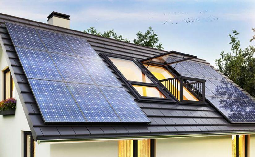Какой доход приносят домашние солнечные электростанции киевлянам?