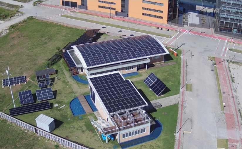 Оценка фотоэлектрических характеристик в зданиях с нулевым потреблением энергии