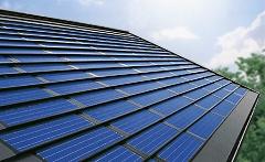 太陽光発電埋め込みタイプ