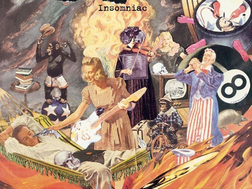 Green Day lanzará una increíble reedición especial de 'Insomniac» por su 25 aniversario