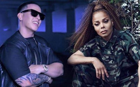 Daddy Yankee colabora con Janet Jackson