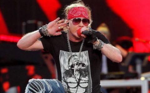 """Axl Rose: """"Queen es la mejor banda"""""""