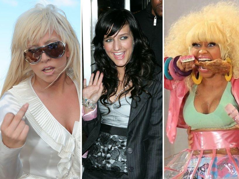 Los shows y videos más vergonzosos que las estrellas pop no quieren que veas