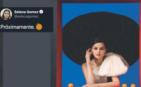 Selena Gomez sorprende con una imagen que podría ser la portada de su disco en español