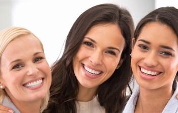 Address imperfections of the smile with reconstructive dentistry