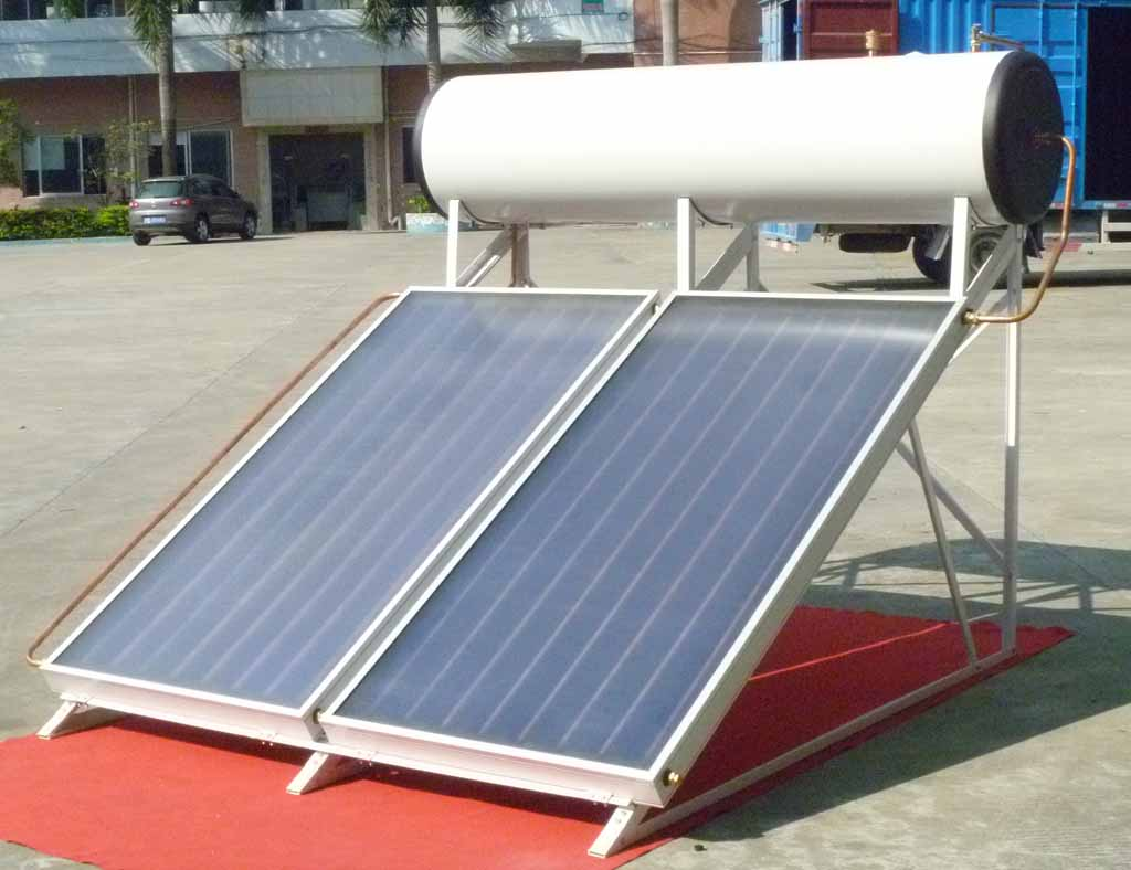 Flat Plate Solar Water Heating Collectors What You Need