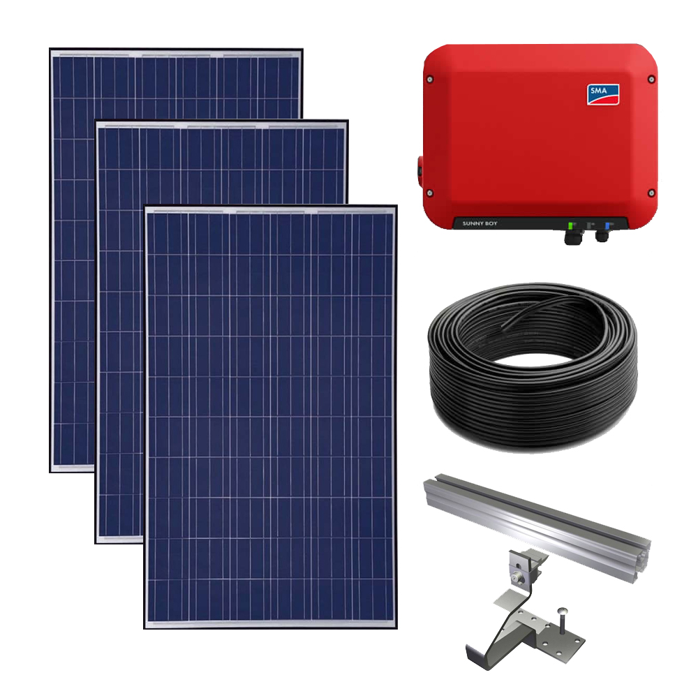 SMA Solar power Kit
