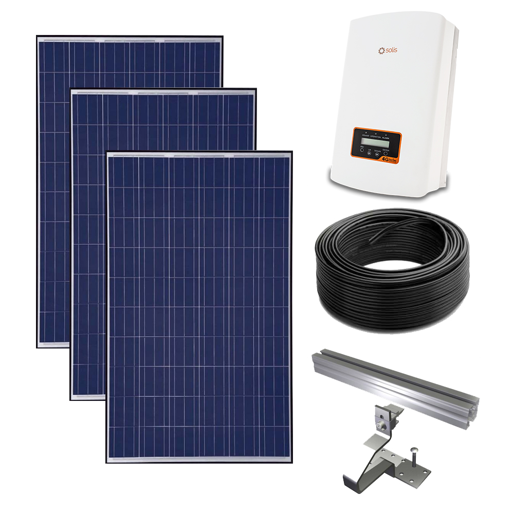 Solis – Solar Power Kit