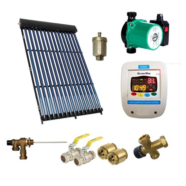 150L 15 tube EVT geyser conversion kit (Limited stock)