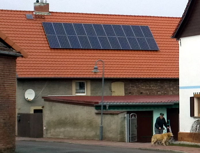 Solaranlage Photovoltaik in Jameln