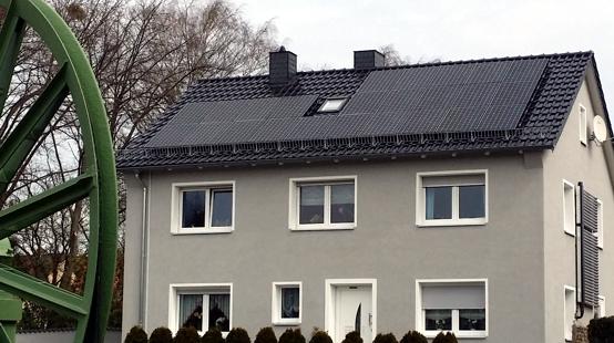 Solaranlage Photovoltaik in Grasleben