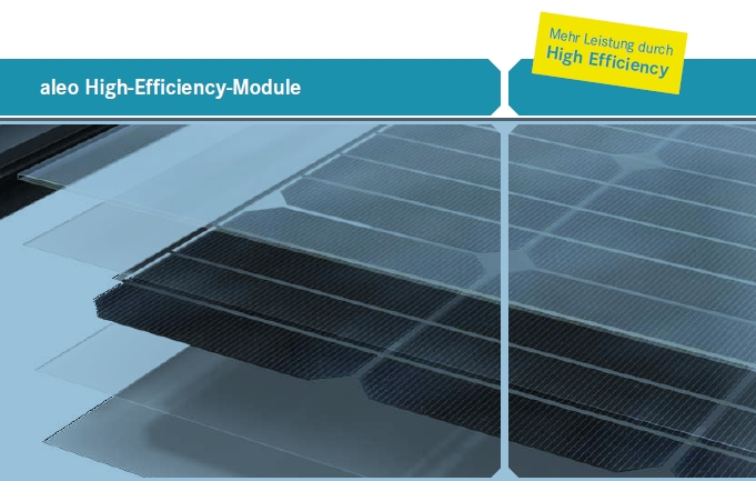 Photovoltaik-Module in Deutschland produziert