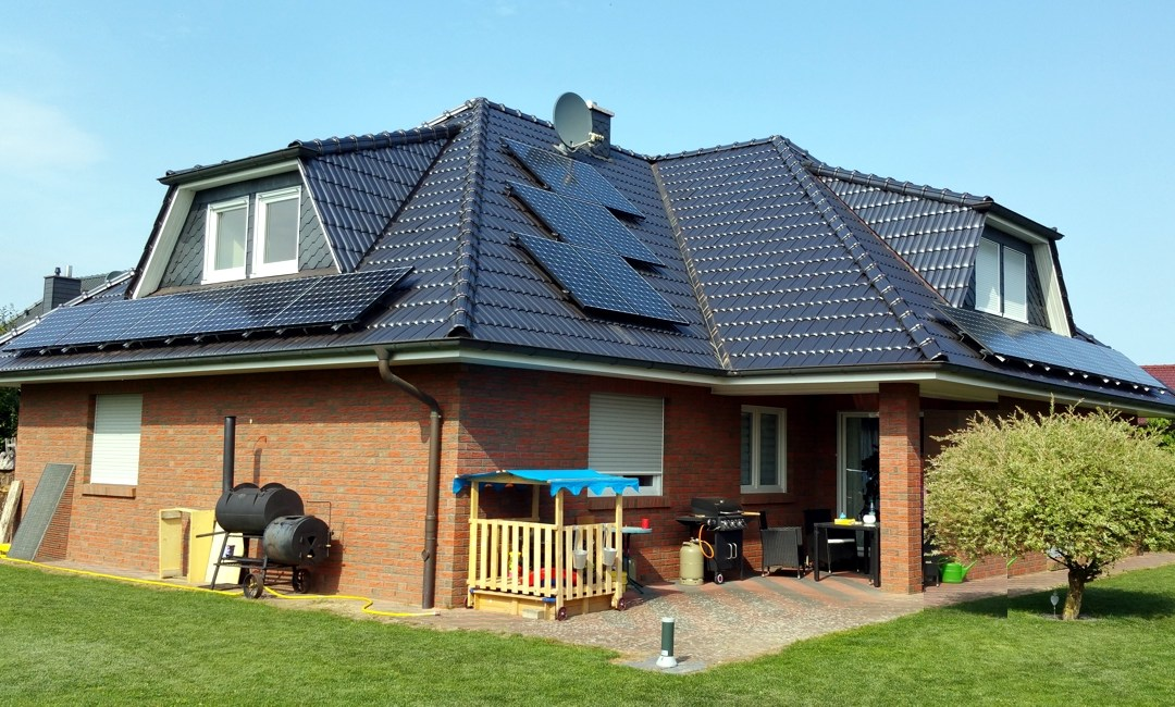 SunPower® Solarmodule für Eigenheime