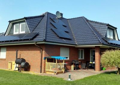 Solaranlage Photovoltaik in Ebstorf