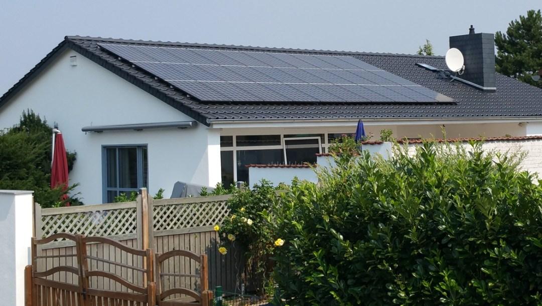 Solaranlage Photovoltaik in Braunscheig