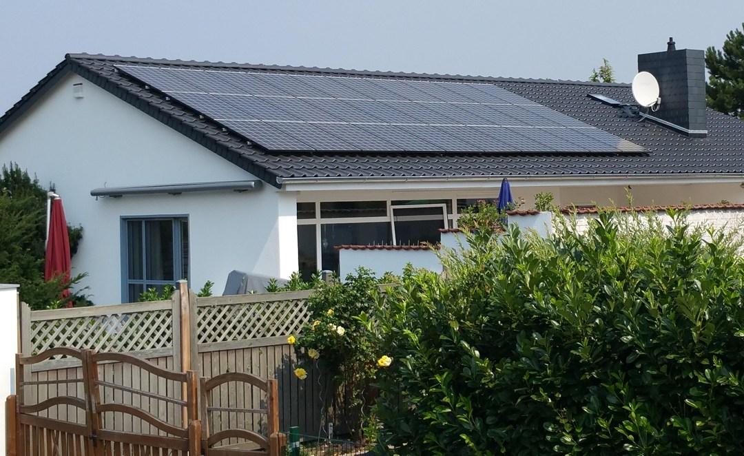 Solaranlage Photovoltaik in Braunscheig – QCells
