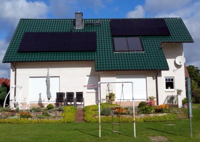 Solaranlage Photovoltaik in Gardelegen