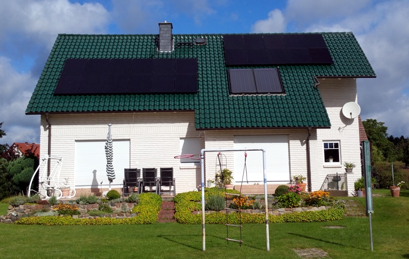 Solaranlage Photovoltaik in Gardelegen SunPower