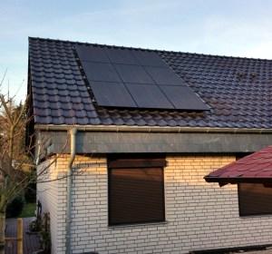 Gifhorn Solaranlage Photovoltaik Ost