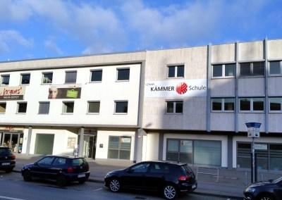 Solaranlage Photovoltaik auf Oskar Kämmer Schule in Wolfsburg