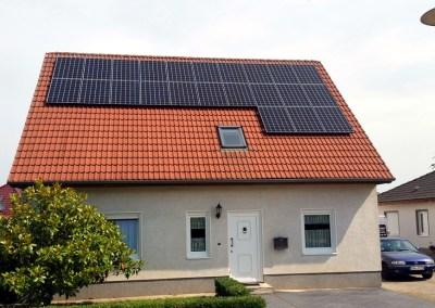 Solaranlage Photovoltaik in Salzwedel San-Vito-Di-Normani-Straße